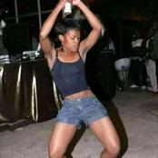 Zodwa-wabantu before fame See how skinny she was: was she sick