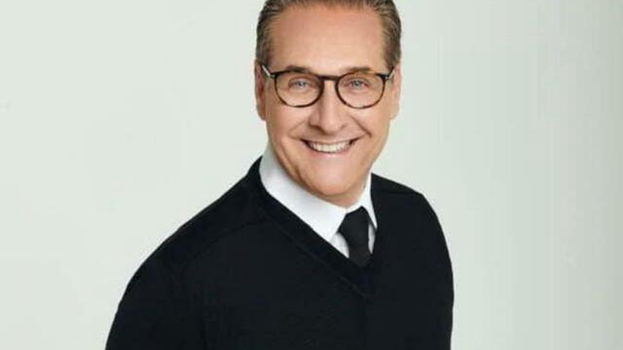 """HC Strache: Der Ex-FPÖ-Chef Heinz-Christian Strache und Obmann vom """"Team HC"""" meldet sich zu Wort"""