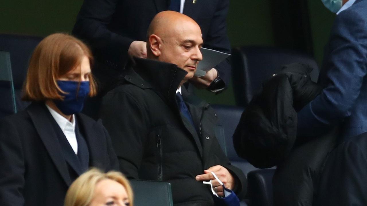 Serie A expert's big Levy-Paratici Spurs claim - exclusive