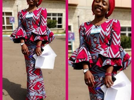 Beautiful Ankara Skirt And Blouse Styles That Ladies Can Rock For Easter Celebration