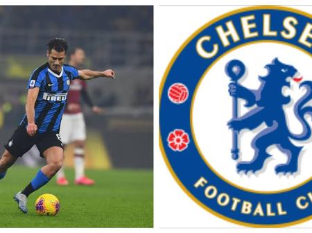 Candreva Reveals Why His Move To Chelsea Failed In January