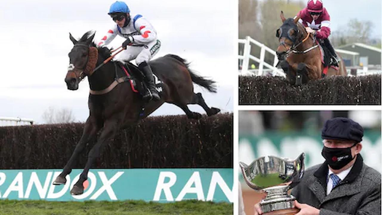 Grand National Festival 2021: live racing updates from day one at Aintree