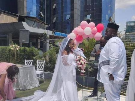 Kenyan Celebrities Who Tied The Knot in 2020 (Photos)