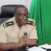 Bamba Souleymane, le successeur du Préfet Vincent Toh Bi s'en est allé
