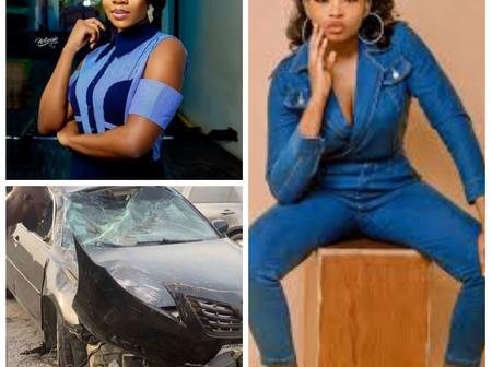 Barely A Month Into 2021, These Two Nigerian Celebrities Have Escaped Death (Photos)
