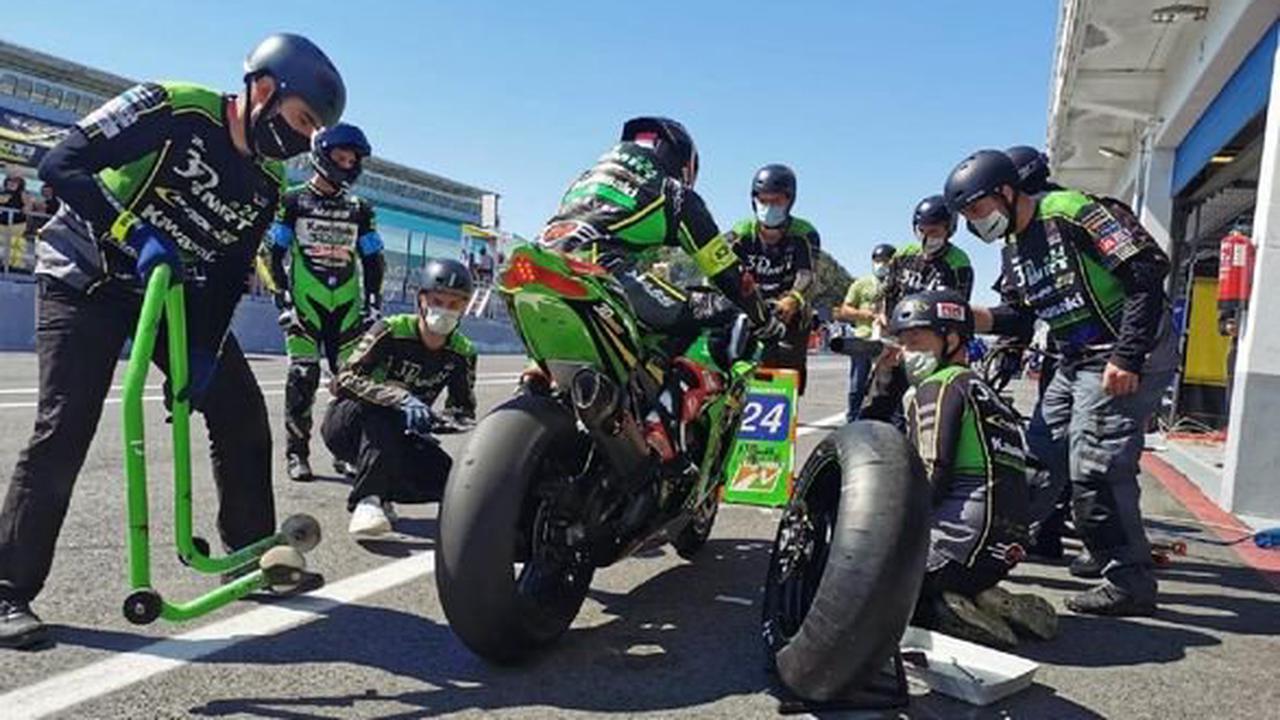 """""""Un seul objectif: gagner!"""". Le patron du team varois SRC Kawasaki France vise haut au Bol d'Or"""