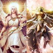 Five Angels That Have Once Defeated Lucifer