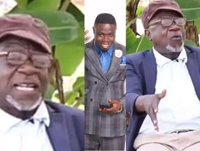 8506c58cac6efac10dcea1e353ef9947?quality=uhq&resize=720 - He Is Not An Actor, Curses Shall Follow Him For Doing That - Kumawood Actor Exposes Pastor Mensah