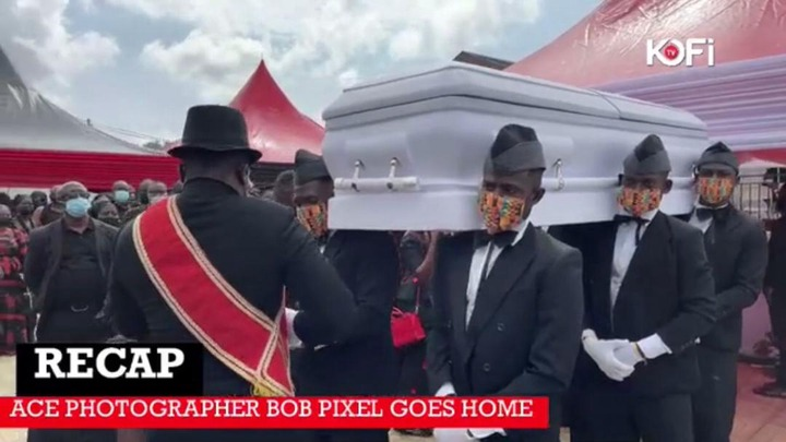 85079e13ce8b4841bc5d7347da866ff6?quality=uhq&resize=720 - The Moment The Popular Dancing Pallbearers Carried The Coffin Of Bob Pixel For Burial With A Display