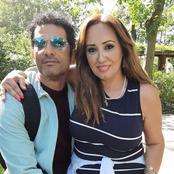 شاهد.. زوجة الفنان عمرو سعد.. جمال وأنوثة تخطف الأنظار والقلوب.. وهذه قصة الانفصال والعودة.. صور