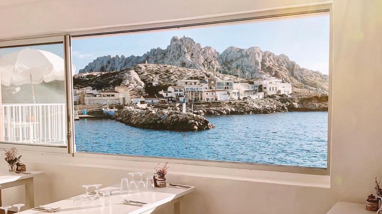 Initiative : des balades en bateau pour se rendre dans un restaurant des Goudes