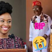 SAD: 8 Months After Her Father's Death, Chimamanda Adichie's Mother Has Passed Away