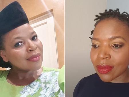 Veteran Actor Florence Masebe Tells