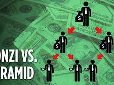 Beware of these ponzi/pyramid schemes on the verge of defrauding their 'investors' just as MMM did