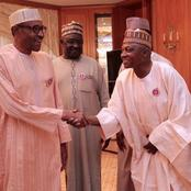 He Always Expresses Sympathy - Reactions As Garbu Shehu Expressed Fresh Sympathy On Behalf Of Buhari