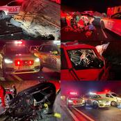 Four People Died In Fatal Motor Vehicle Accident - N2 Zinkwazi Road Closure