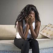 My Man Stranglehold, Beats Me Mercilessly, Then Reports Me To The Police For Assault–Lady Cries