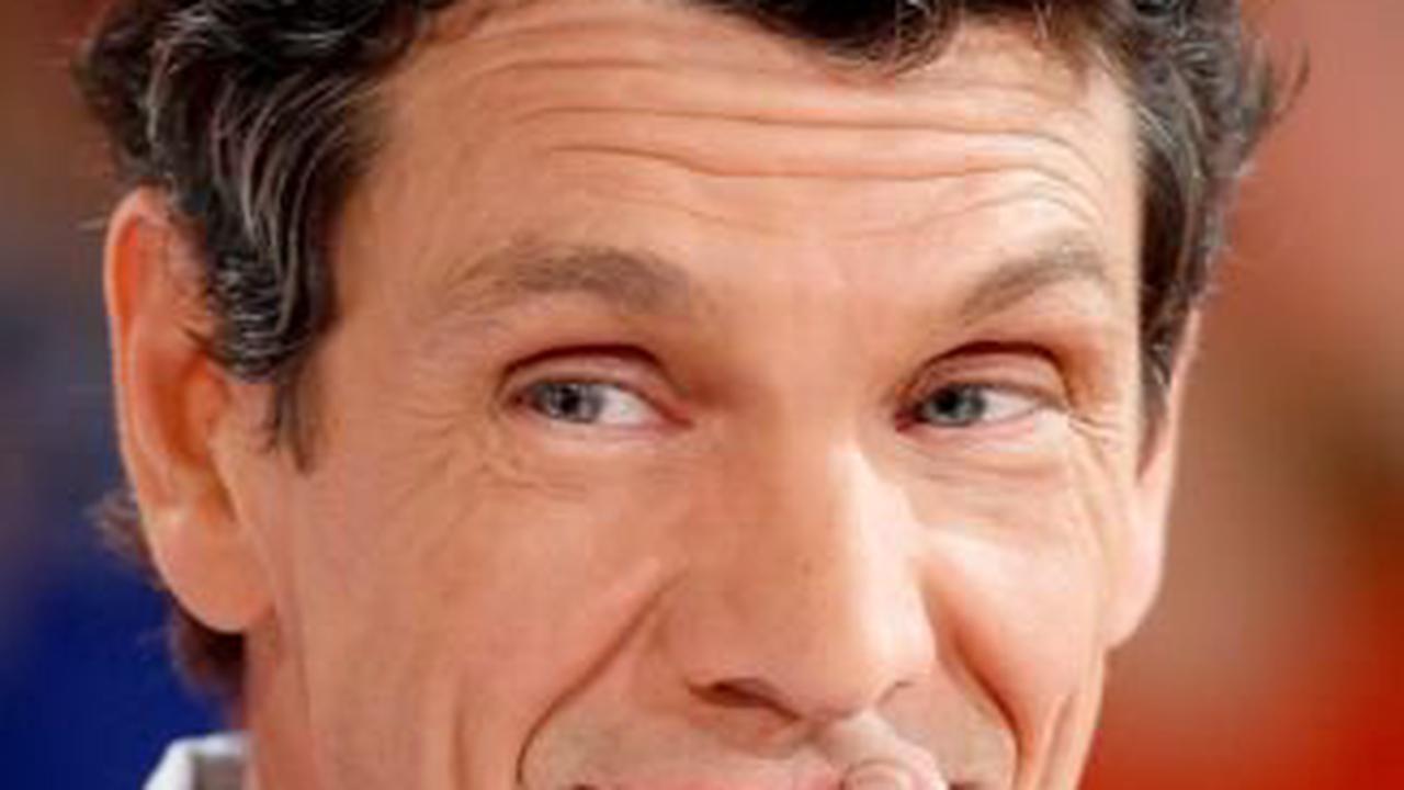 Marc Lavoine S Exprime Sur Sa Difference D Age Avec Line Papin Je M En Fous Opera News