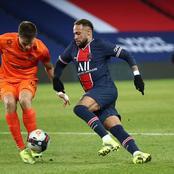 Sport /Ligue 1 : avec le PSG, c'est 3 buts en 3 minutes contre Montpellier