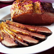Steps On How To Prepare A Delicious Roast Sirloin Of Beef (See photos)