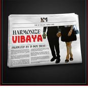 (Vibaya) new song from harmonize that has caught attention from Netizens sparking mixed reactions.