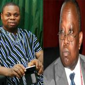 """Mr President, please stop that madness going on at the Audit Service"" - Franklin Cudjoe Asks Nana"