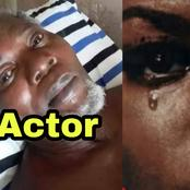 Meet The Nollywood Actor That Has Been Sick For Sometimes Now. Check What His Wife Said Recently.