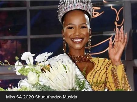 Opinion: Shudufhadzo Musida Miss SA is more qualified than some politicians combined