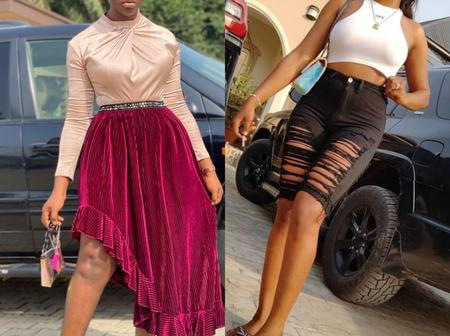 Ifedioku Vs Mark Angel's Wife, Who Is More Gorgeous? (See Picture)