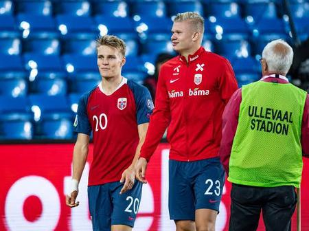 Can this brilliant player guide Norway into the WCQ since 1998?