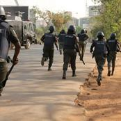 Police Officers On The Run As Unknown Gunmen Invade Their Station