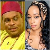 "9 Years After Nollywood Actor ""Ashley Nwosu"" Died, See How Beautiful His Daughter Turned Out To Be"