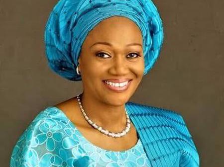 Meet Senator Oluremi Tinubu's Elder Sister who is a commissioner