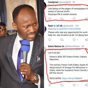 Apostle Johnson Suleman Releases Yet Another Prophetic Declaration for 2021 (Mixed Reactions)