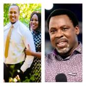 Checkout Beautiful Pictures Of Serah Tb Joshua And Her Husband.