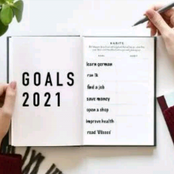 Success Habits: January is Almost Over, Have You Set A Goal For 2021?
