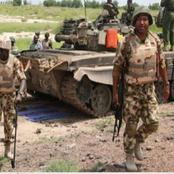 Nigerian Army Repels Boko Haram Terriorists, Kills Many Of Them In Damasak