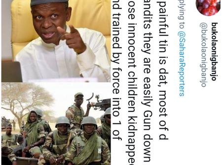 They Are Forced Innocent Children - Man Reacts Over the Killing Of Bandits In Kaduna