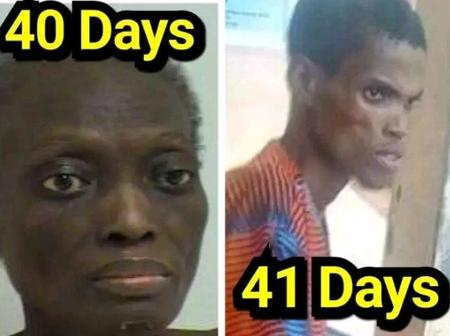 Nigerian Man Who Embarked on a long and Dry Fasting, Some Sadly Die.