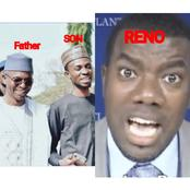 El-Rufai Said He Won't Pay A Ransom If His Son Was Kidnapped, See Reactions After Reno Spoke On It