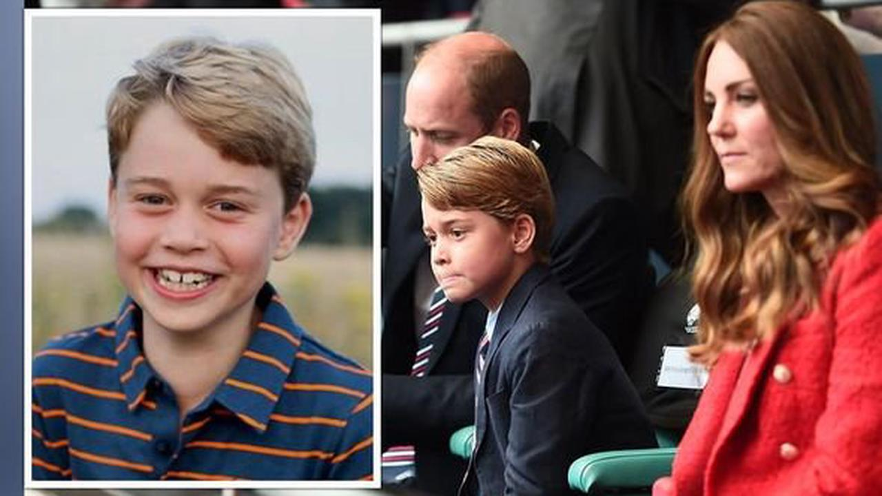 Kate and William 'won't keep George out of limelight' as he 'has to get used to potshots'
