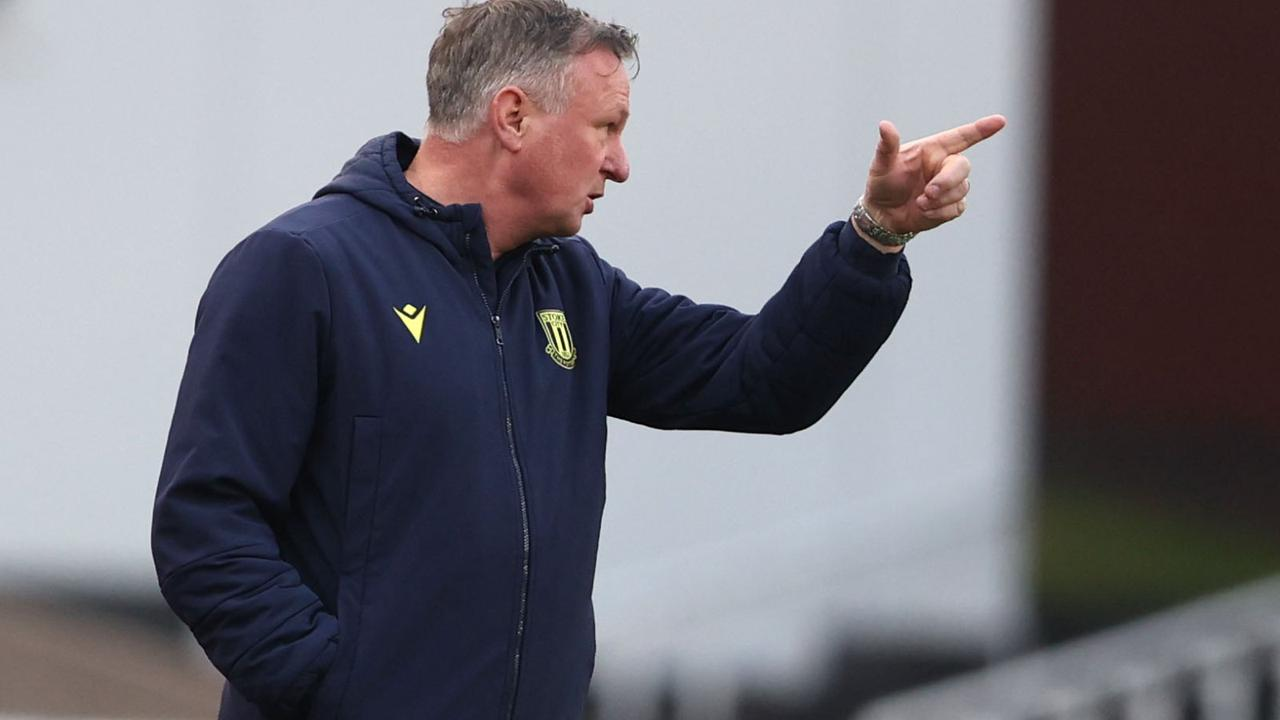 Michael O'Neill delivers Stoke City transfer update ahead of new season