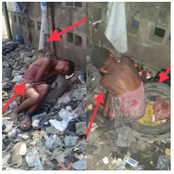 Photos Of Girl Who Lives In Garbage Site Goes Viral