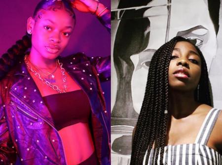 Who's Prettier Between Naira Marley's Sister And Burna Boy's Sister?