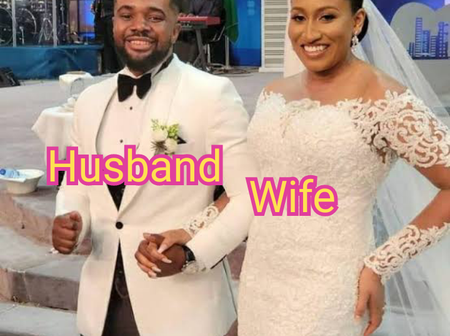 Check Out Lovely Photos Of Nollywood Actor Williams Uchemba And His Beautiful Wife