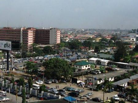 A Street In Port Harcourt Has 11 Different Churches. It Should Be Renamed As