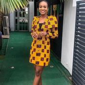 BBNaija star, Anto steps out looking gorgeous