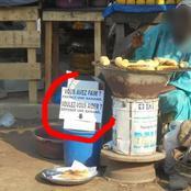 Adjamé: cette commerçante offre gratuitement des bananes aux passants qui ont faim