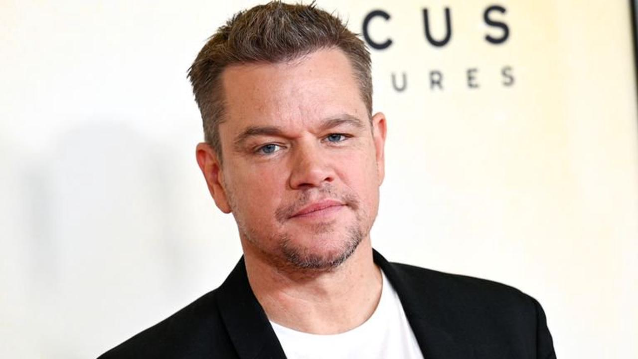 Matt Damon denies using homophobic slur and says he stands with LGBTQ+ community after interview backlash