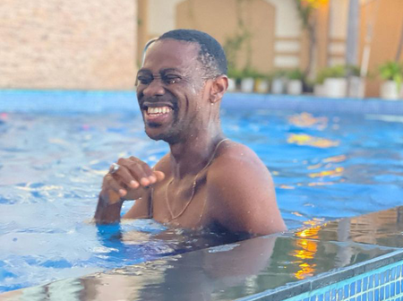 Nollywood Actor Lateef Adedimeji Who is Currently in Tanzania Shares Lovely Vacation Pictures